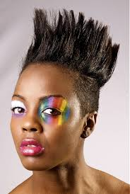 hairstyles for straight afro hair 35 cool short hair styles for black women creativefan