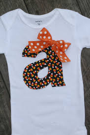 halloween onesie candycorn onesie fall by sweetcarolinecrafts