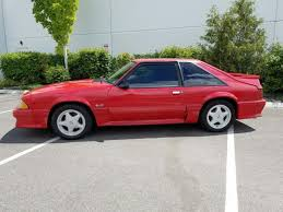 mustang 1991 for sale ford mustang hatchback 1991 for sale 1facp42e6mf112853 1991