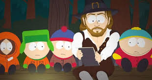 south park a history channel thanksgiving 2011 photos