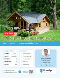 real estate flyers templates free free business flyer templates u0026 examples 15 free templates