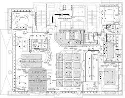 architect plans process beam illuminating architecture