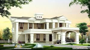 villa home plans decoration villa home designs