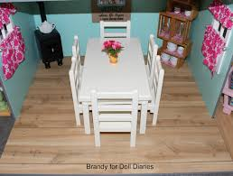 american doll dining table american dining table and chairs best home chair decoration