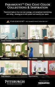 Menards Dog House Paramount Paint By Pittsburgh Paints U0026 Stains At Menards Allows