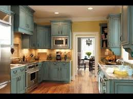 Kitchen Cabinets Chalk Paint by Chalk Paint On Kitchen Cabinets Youtube Chalk Painting Kitchen