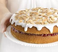 cherry bakewell cake recipe bbc good food