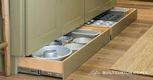 why do cabinets a toe kick the 4 inch kitchen space you keep neglecting but should really use for storage