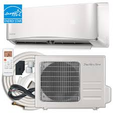 mitsubishi mini split wall mount ductlessaire energy star 12 000 btu 1 ton ductless mini split air