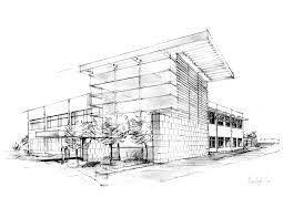 architect designs southwest design office illustration portfolio sinacola entry