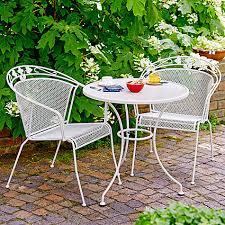 Garden Bistro Table Buy John Lewis Henley By Kettler 2 Seater Garden Bistro Table
