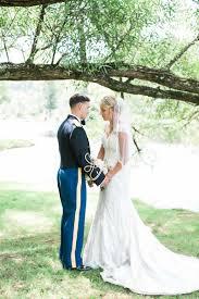 beautiful blush wedding at willow creek falls u0026 vineyard in blue