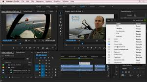 adobe premiere pro zip new features in adobe premiere pro cc 2018 larry jordan