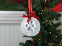 pawprint ornament kits coupaw