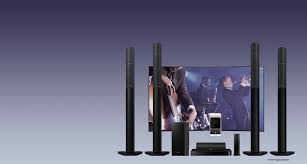 samsung tv with home theater system samsung ht h6550wm 3d blu ray home theatre system 1000w at the