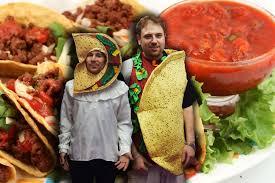Taco Costume Tacos Garment District
