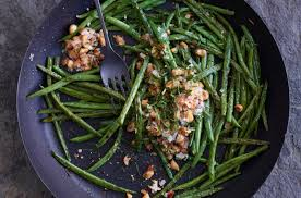 green beans for thanksgiving best recipe pan roasted green beans with golden almonds recipe nyt cooking