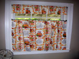 Vintage Kitchen Curtains by Pinch Pleat Kitchens Distinctive Pleated Valance Vintage Set Tiers