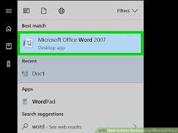 office word brochure template how to make brochures on microsoft word with pictures wikihow