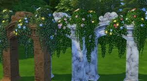 wedding arches in sims 4 my sims 4 wedding arches wine bottles beds and more by the