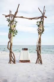 wedding arches branches 36 wood wedding arches arbors and altars weddingomania
