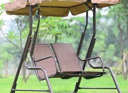 Patio Chair Swing Hanging Chair Swing Seat Outdoor Garden Hammock Purple