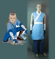 Aang Halloween Costume Avatar Airbander Sokka Cosplay Costume Halloween