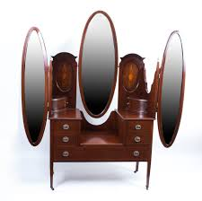 edwardian bedroom furniture for sale antique edwardian mahogany triple mirror dressing table c1900