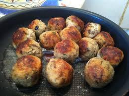 cuisiner l aubergine à la poele boulettes d aubergine en sauce tomate cuisine gourmande