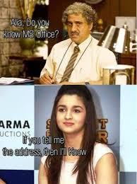 Elegant 19 Best Memes Images - 19 best alia bhatt meme images on pinterest alia bhatt jokes sms