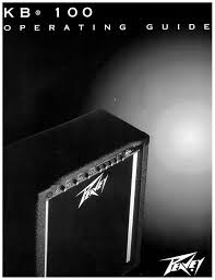 download free pdf for peavey mace amp manual