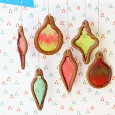 stained glass ornaments recipe epicurious