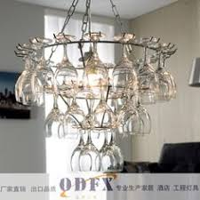 Wine Glass Pendant Light In Stock Ceiling Lights Wine Glass Chandelier Pendant Lighting