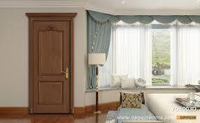 Walnut Interior Door Interior Door Design Black Walnut Veneer Interior Door