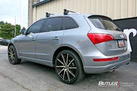 Audi Q5 Off Road - audi q5 with 22in lexani css15 wheels exclusively from butler