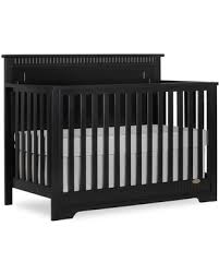 Black Convertible Crib Amazing Deal On On Me 5 In 1 Convertible Crib Black