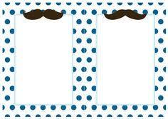 free mustache little man party printables printables pinterest