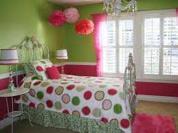 Girls Bedroom Valances Girls Bedroom Astounding Baby Pink And Green Room Decoration