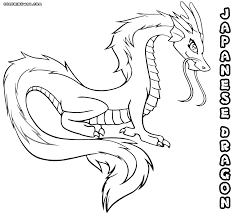 japanese dragon coloring pages coloring pages to download and print