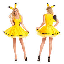 Bulbasaur Halloween Costume Popular Pokemon Pikachu Costume Buy Cheap Pokemon Pikachu Costume