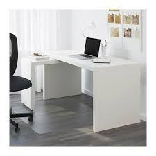 white ikea table malm desk with pull out panel white malm desks and bureaus
