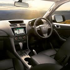 Mazda Bt 50 The Toughest 4x4 U0026 4x2 Work Ute