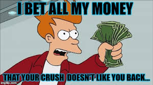 Shut Up And Take My Money Meme - shut up and take my money fry meme imgflip