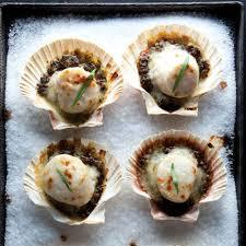 jacques cuisine coquilles st jacques gratinéed scallops recipe saveur
