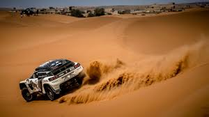 peugeot dakar 2016 the presence and involvement of peugeot in the world of sport