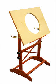 Wooden Drawing Desk Animation Studio Stuff For Students Do It Yourself Animation Desk
