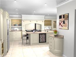 Shaker Style White Kitchen Cabinets by Attractive Shaker Kitchen Style With White Color Wooden Kitchen