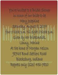 Bridal Shower Invite Wording Wonderful Wedding Shower Invitation Wording Inspiration And