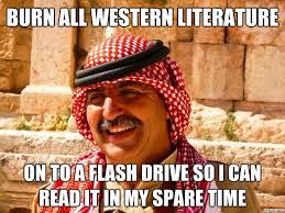 Muslim Man Meme - benghazi muslim imgur
