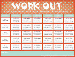 Workout Christmas Gifts Life U0027s Journey To Perfection Wisdom Wednesday Workout Calendar